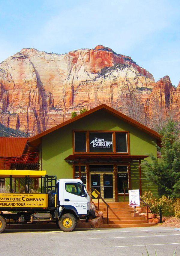 Gear Up with Zion Adventure Company