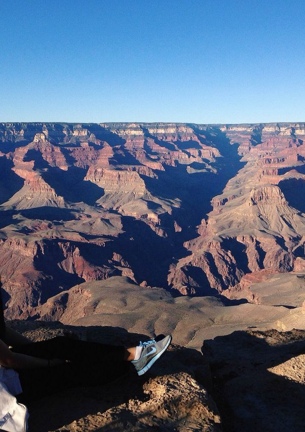 What's grander than the Grand Canyon?
