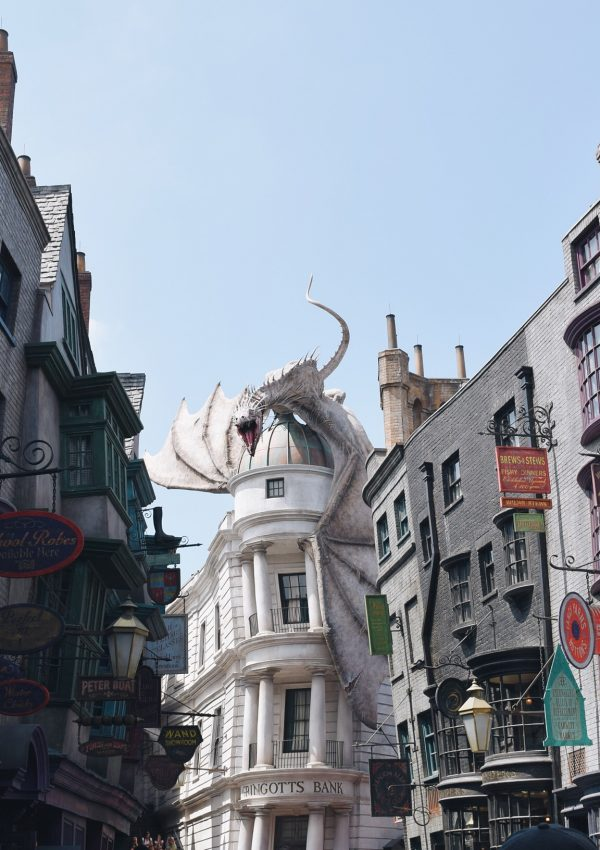 Travel Video: Wizarding World of Harry Potter