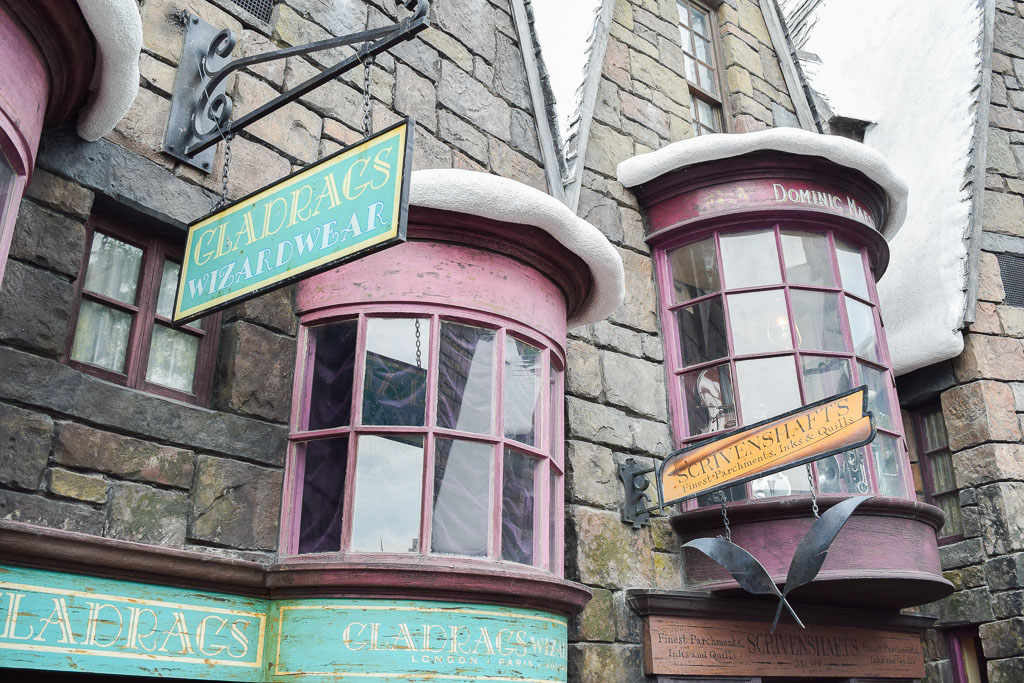 A Muggle's Guide to The Wizarding World of Harry Potter: Hogsmeade