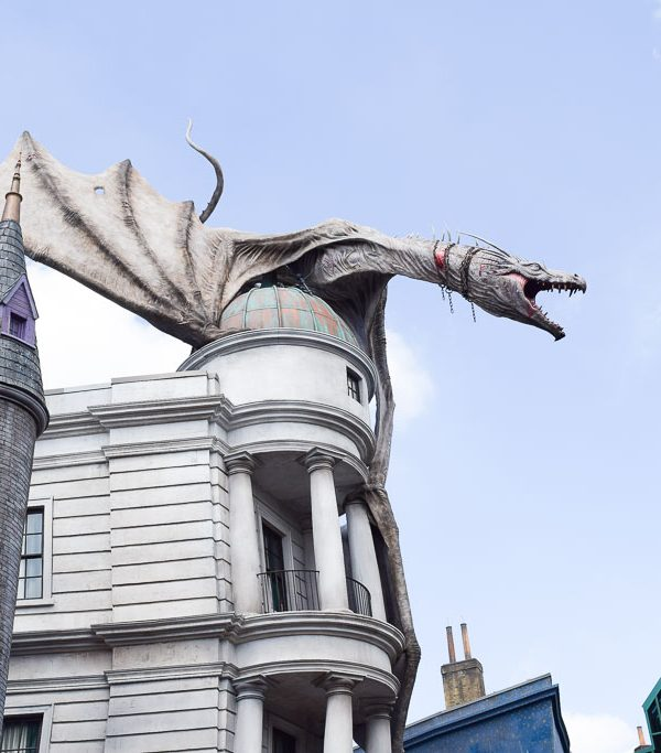 A Muggle's Guide to The Wizarding World of Harry Potter: Diagon Alley
