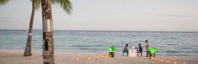 the perfect beach getaway - bohol beach club