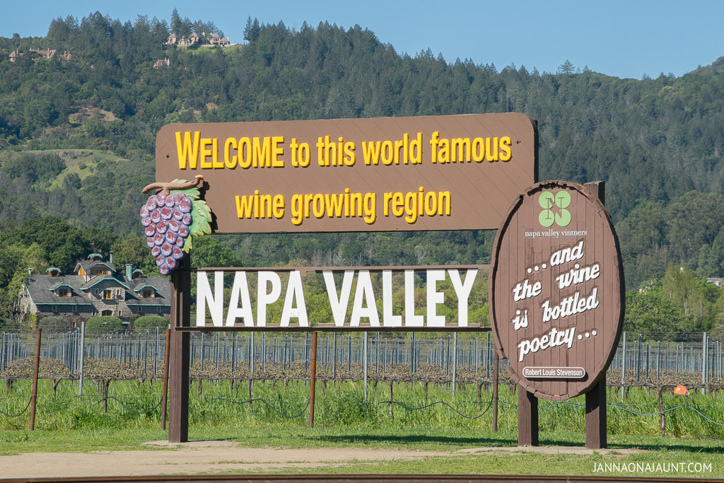 A non wine drinker 39 s guide to napa valley for Best time to visit napa valley wine country