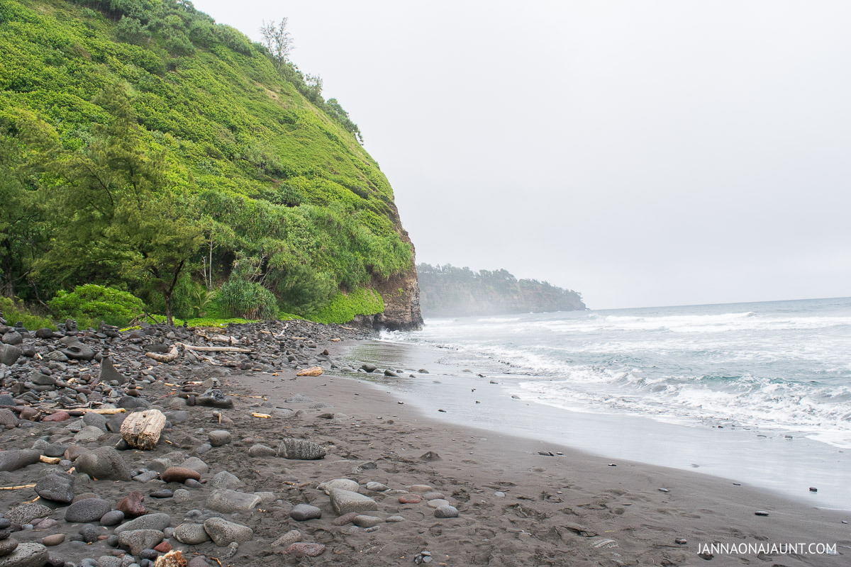 Hiking the Big Island's Pololu Valley