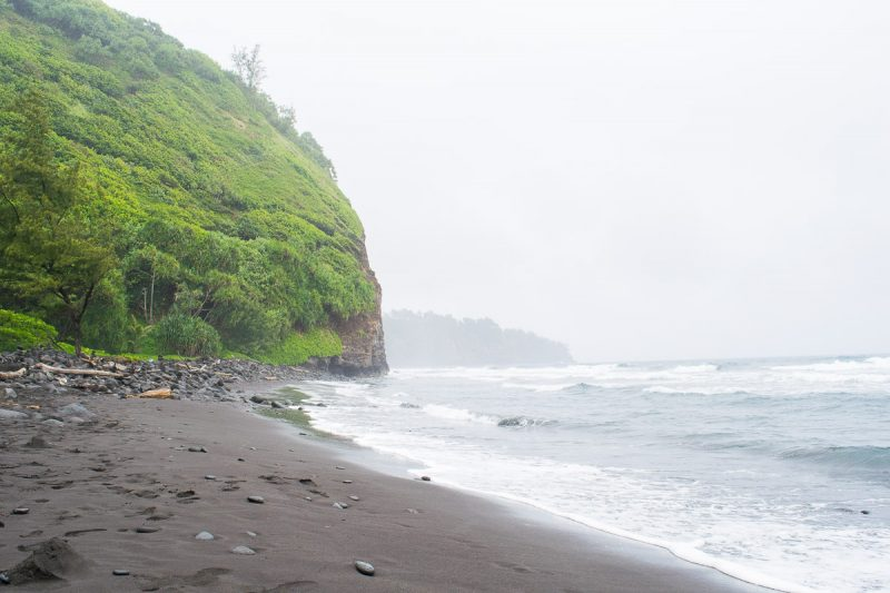 Hiking the Big Island's Pololu Valley