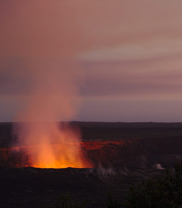 Explore Hawaii Volcanoes National Park One Day