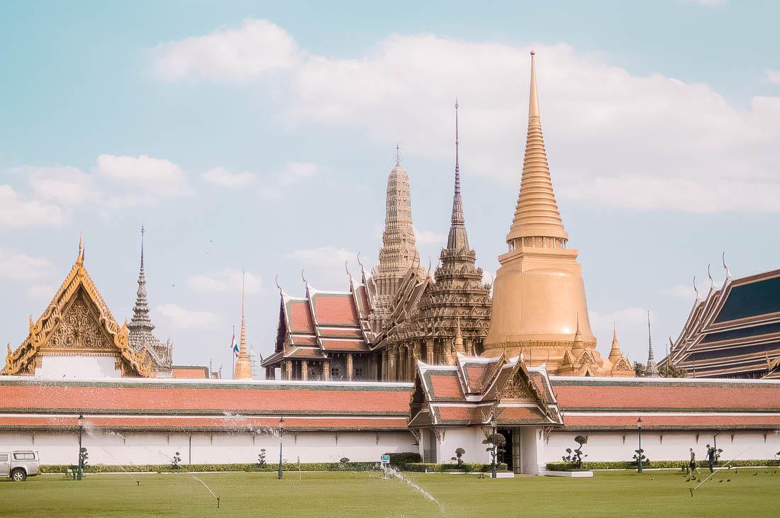 a quick guide to bangkok, thailand