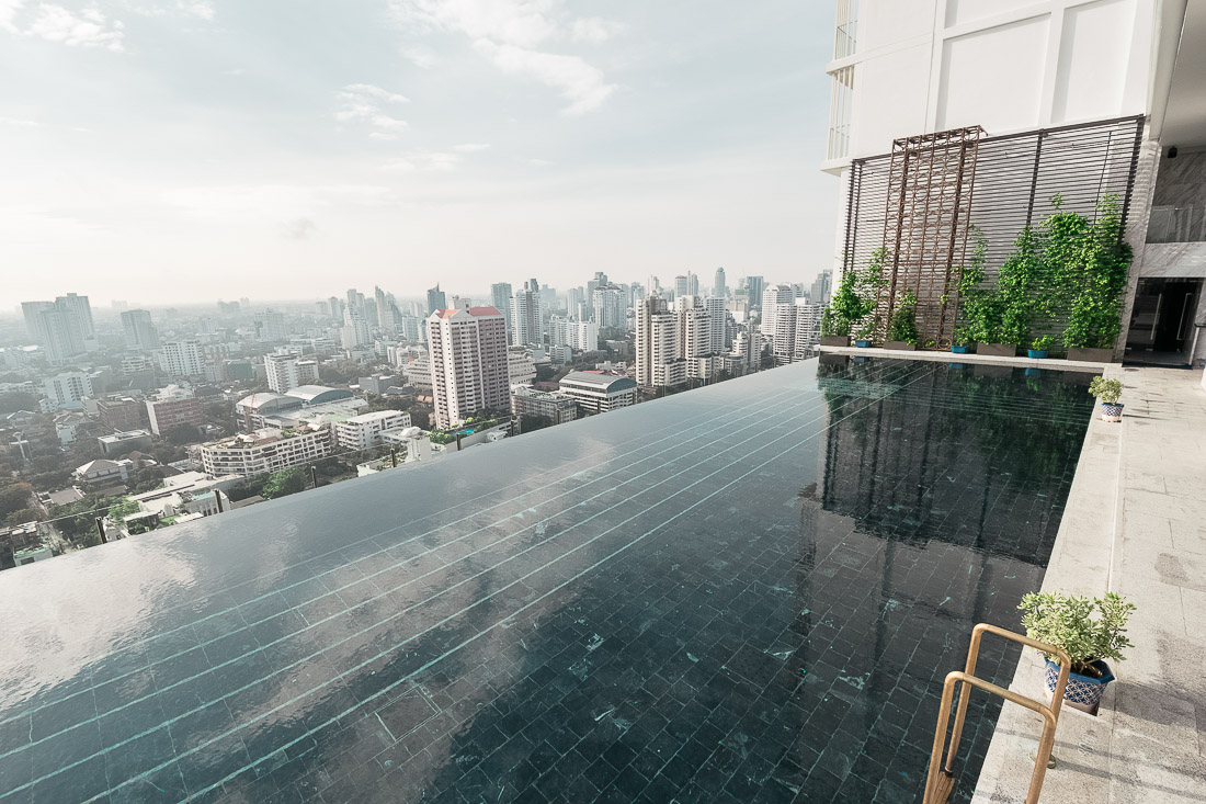 where to stay in Bangkok: 137 pillars suites and residences
