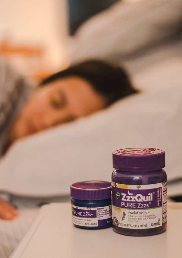 Getting Much Needed Sleep with ZzzQuil