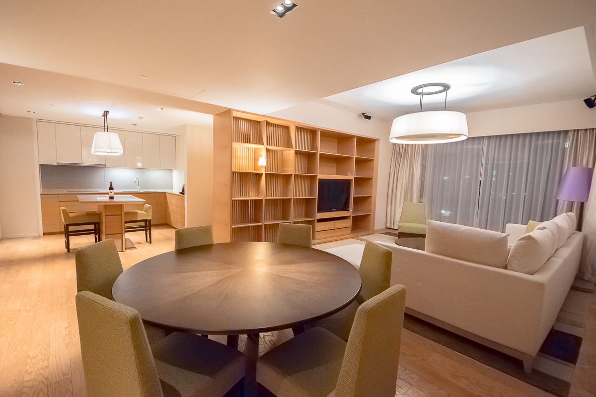 Where to Stay in Kuala Lumpur: Lanson Place Bukit Ceylon