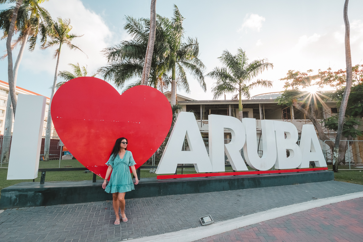 First Timer's Guide to Aruba