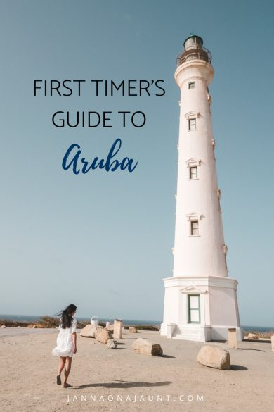 first timer's guide to aruba jannaonajaunt.com
