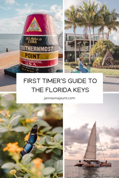 First Timer's Guide to the Florida Keys jannaonajaunt.com