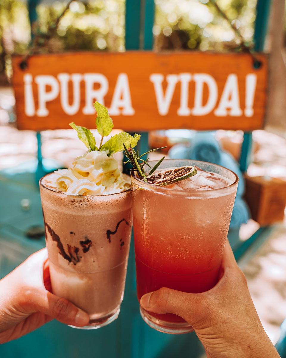 Andaz Costa Rica Beach House Drinks