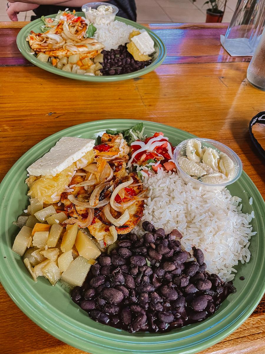 Casado Costa Rican Cuisine